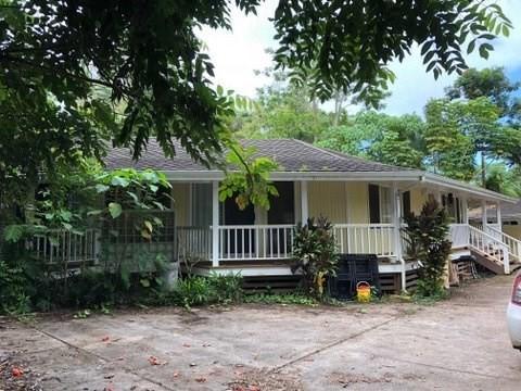 6388 Puupilo Rd, Kapaa, HI 96746 (MLS #622757) :: Aloha Kona Realty, Inc.