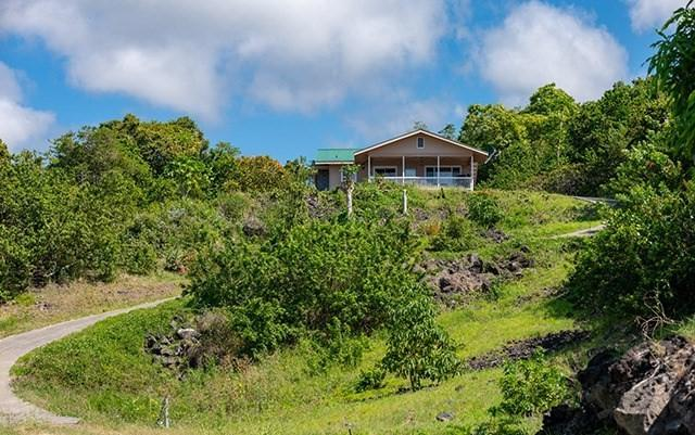 88-1464 Maunaloa Ave, Captain Cook, HI 96704 (MLS #623330) :: Elite Pacific Properties