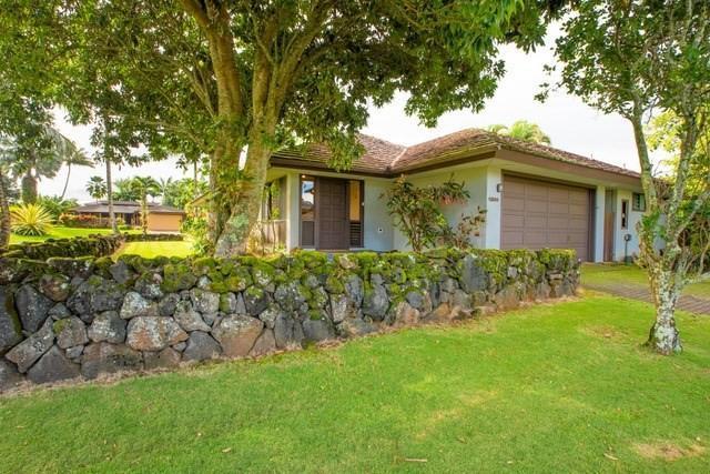 4890 Emmalani Dr., Princeville, HI 96722 (MLS #623813) :: Oceanfront Sotheby's International Realty
