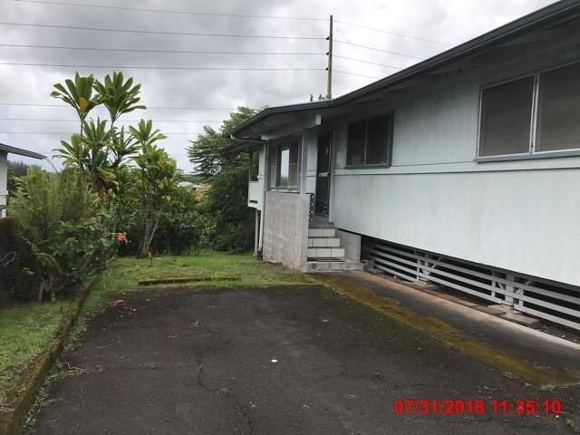 251 Olu St, Hilo, HI 96720 (MLS #625211) :: Oceanfront Sotheby's International Realty