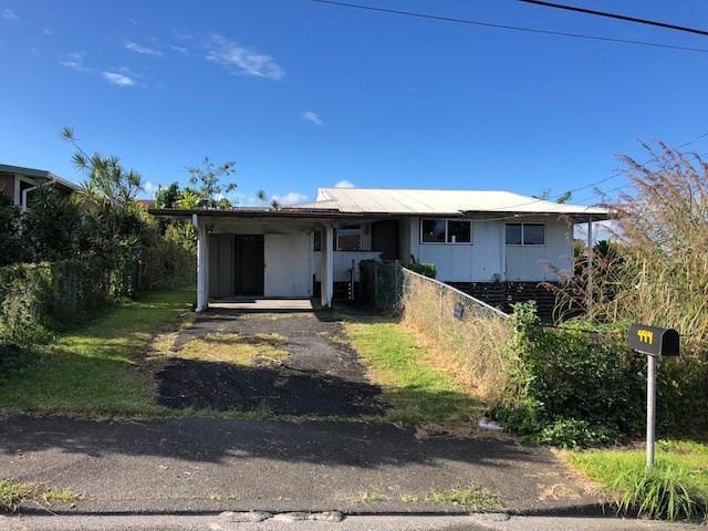 444 Iloko St, Hilo, HI 96720 (MLS #625635) :: Aloha Kona Realty, Inc.