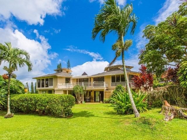 4179 Kamalani Ln, Princeville, HI 96722 (MLS #625728) :: Elite Pacific Properties