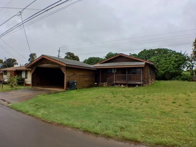 3197 Fujii St, Lihue, HI 96766 (MLS #628016) :: Kauai Exclusive Realty