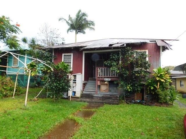 35-132 Kekoa Camp Lp, Laupahoehoe, HI 96764 (MLS #628050) :: Aloha Kona Realty, Inc.