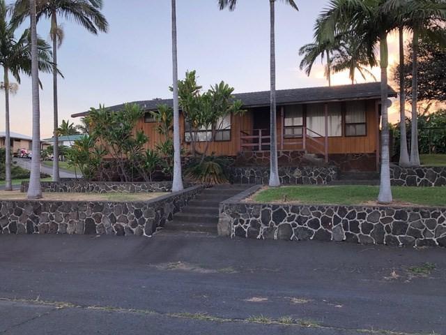 96-1132 Kaumahana St, Pahala, HI 96777 (MLS #628546) :: Aloha Kona Realty, Inc.