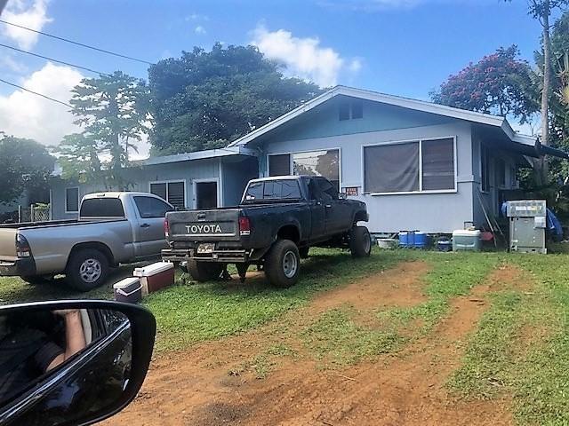 4174 Waipua St, Kilauea, HI 96754 (MLS #629145) :: Elite Pacific Properties