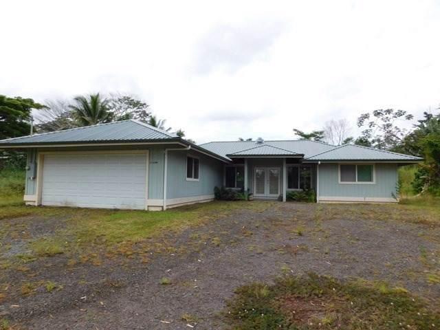 15-1398 20TH AVE, Keaau, HI 96749 (MLS #632650) :: Elite Pacific Properties