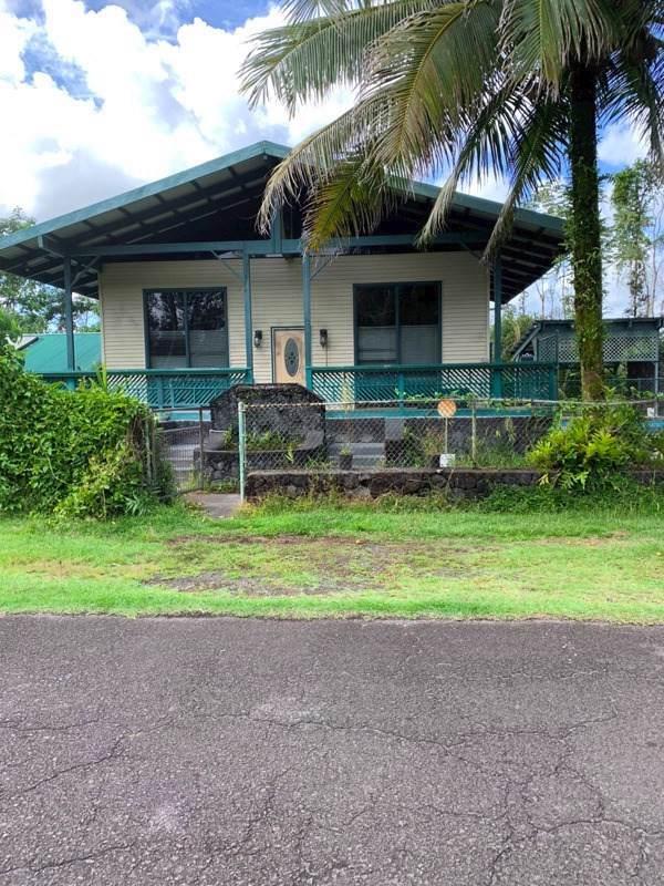 15-962 Punawai Ave, Pahoa, HI 96778 (MLS #633405) :: Aloha Kona Realty, Inc.