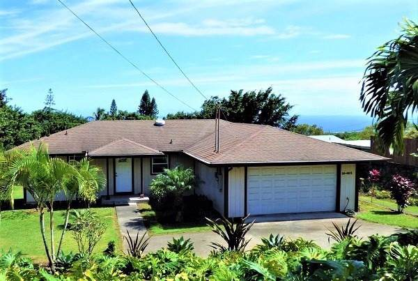 94-6615 Kuamoo Rd, Naalehu, HI 96772 (MLS #633834) :: Elite Pacific Properties