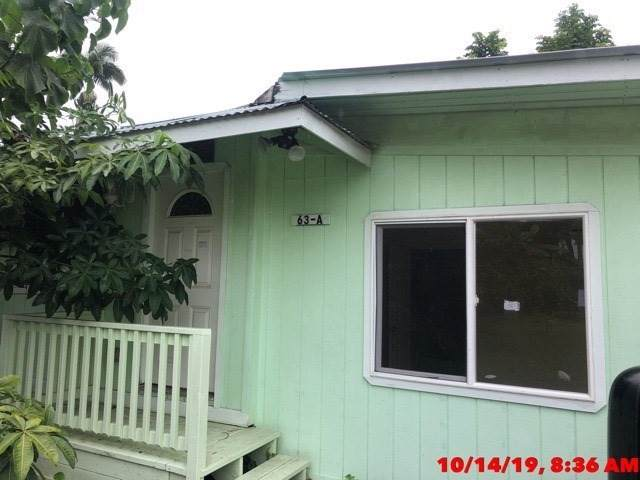 63-A E Palai St, Hilo, HI 96720 (MLS #634005) :: Song Real Estate Team | LUVA Real Estate