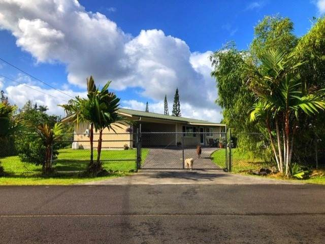 16-2072 Hanale Dr, Pahoa, HI 96778 (MLS #634586) :: Elite Pacific Properties