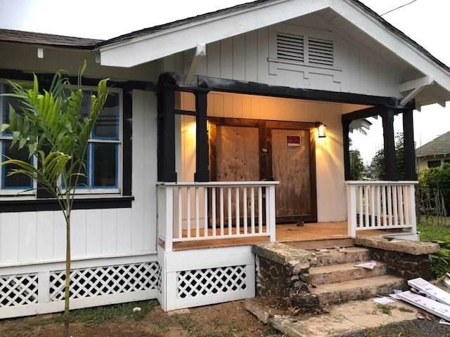 4-1064 Kuhio Hwy, Kapaa, HI 96746 (MLS #634681) :: Aloha Kona Realty, Inc.