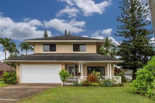3793 Moae Pl, Princeville, HI 96722 (MLS #635243) :: Kauai Real Estate Group