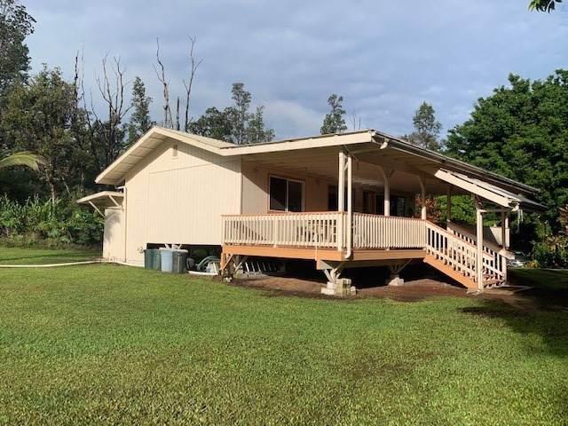 13-1195 Kahukai St, Pahoa, HI 96778 (MLS #635300) :: Elite Pacific Properties