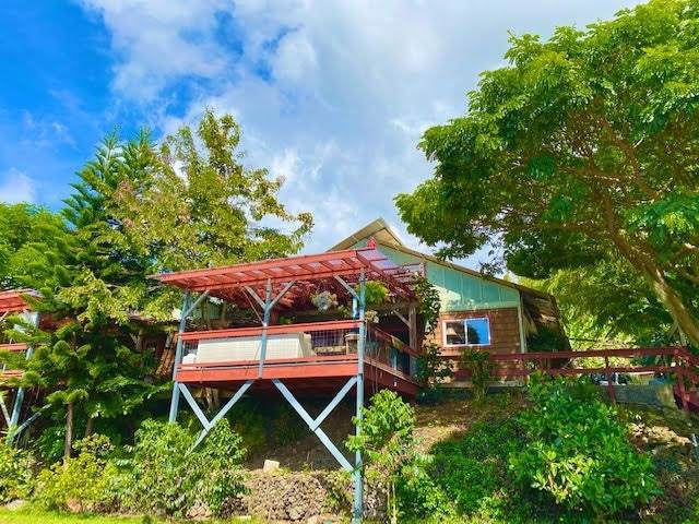 82-6012 Hawaii Belt Rd, Captain Cook, HI 96704 (MLS #635394) :: Elite Pacific Properties