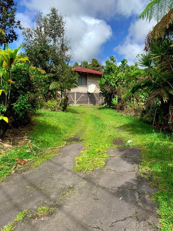 17-1054 Old Volcano Rd, Mountain View, HI 96771 (MLS #635787) :: Song Team | LUVA Real Estate