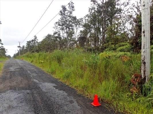 Ohialani Rd, Volcano, HI 96785 (MLS #636101) :: Song Real Estate Team | LUVA Real Estate