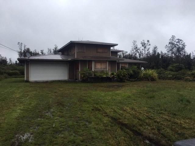 11-2420 Ohialani Rd, Volcano, HI 96785 (MLS #636306) :: Song Real Estate Team | LUVA Real Estate