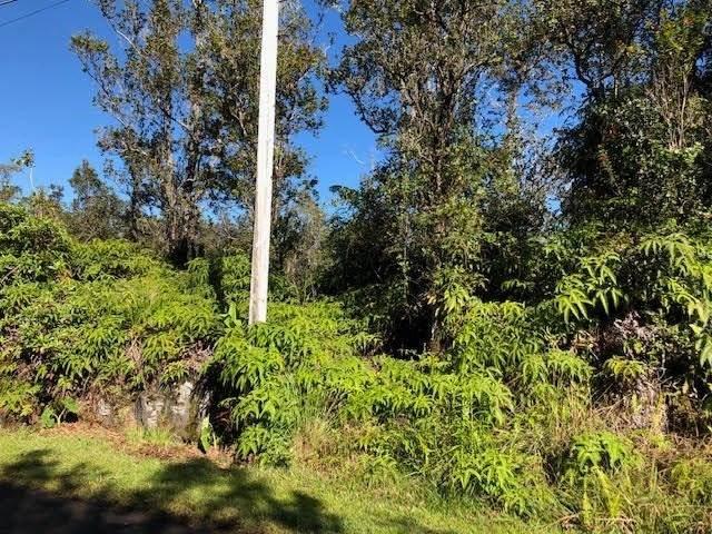 Mokuna Rd, Volcano, HI 96785 (MLS #636793) :: Song Real Estate Team   LUVA Real Estate
