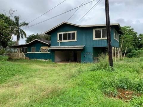 6645 Waipouli Rd, Kapaa, HI 96746 (MLS #637071) :: Kauai Exclusive Realty