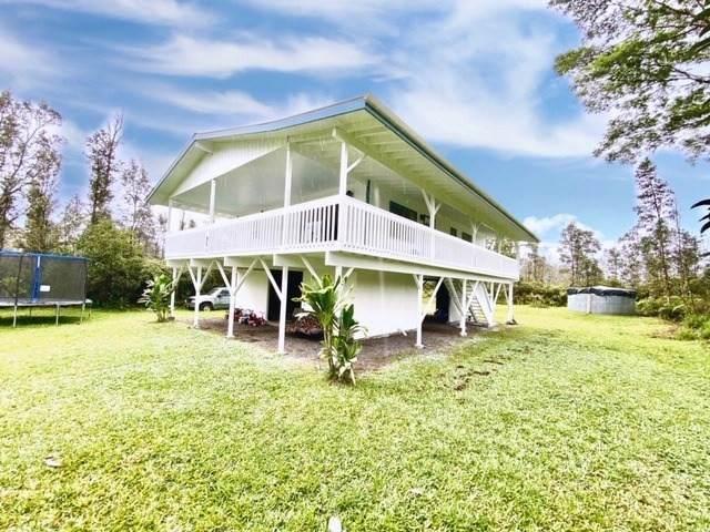 16-1606 40TH AVE, Keaau, HI 96760 (MLS #637701) :: Song Team   LUVA Real Estate