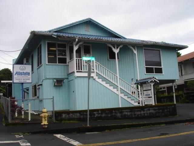 294 Ponahawai St, Hilo, HI 96720 (MLS #638394) :: Steven Moody