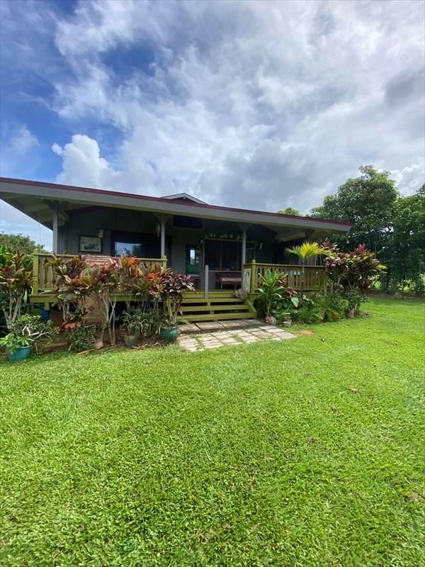 7691 Koolau Rd, Kilauea, HI 96754 (MLS #638449) :: Elite Pacific Properties