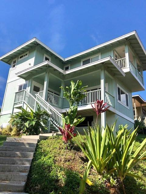 2 Papalina Rd, Kalaheo, HI 96741 (MLS #638510) :: Elite Pacific Properties