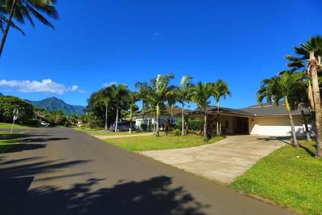 4114 Nalani Ln, Princeville, HI 96722 (MLS #638988) :: Elite Pacific Properties