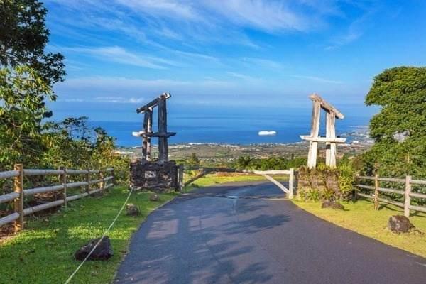 76-952 Ala Makaa, Holualoa, HI 96725 (MLS #639037) :: Iokua Real Estate, Inc.
