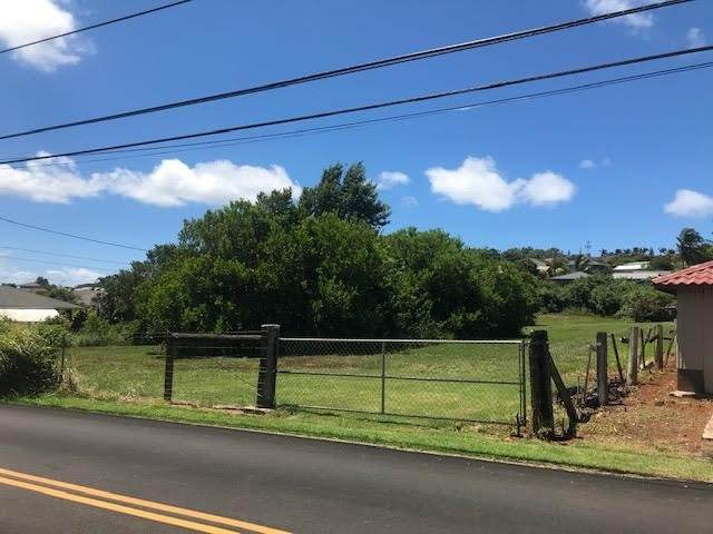 Puu Rd, Kalaheo, HI 96741 (MLS #639732) :: Elite Pacific Properties