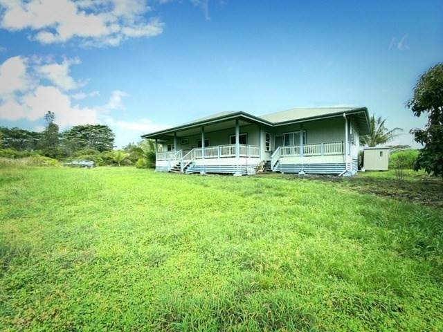 16-195 Laniuma St, Keaau, HI 96760 (MLS #639871) :: Elite Pacific Properties
