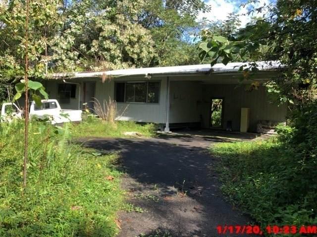 16-486 Napua St, Keaau, HI 96749 (MLS #639916) :: Aloha Kona Realty, Inc.