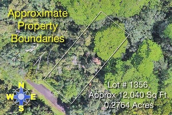 S Nenue St, Pahoa, HI 96778 (MLS #640126) :: Elite Pacific Properties