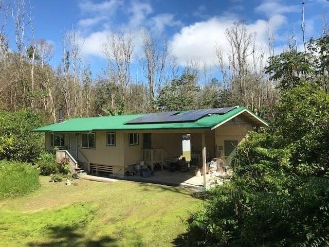 15-278 South Rd, Pahoa, HI 96778 (MLS #640476) :: Corcoran Pacific Properties