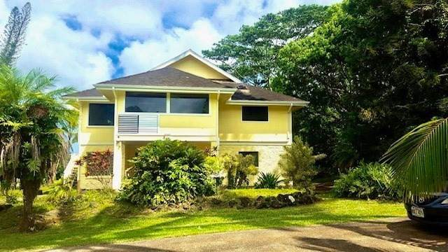 1440 Kanepoonui Rd, Kapaa, HI 96746 (MLS #641043) :: Iokua Real Estate, Inc.