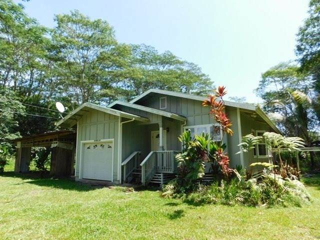 15-1413 15TH AVE, Keaau, HI 96749 (MLS #641064) :: Elite Pacific Properties