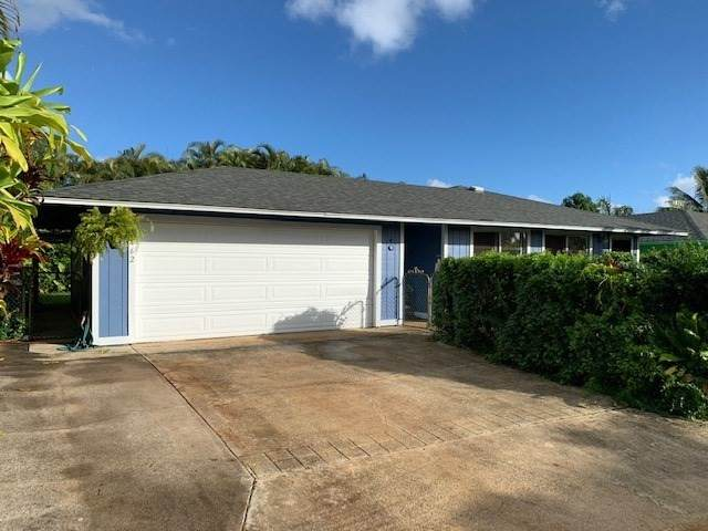 2462 Liliuokalani St, Kilauea, HI 96754 (MLS #641847) :: Song Team | LUVA Real Estate