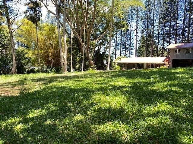 55-719 Kahei Road, Hawi, HI 96719 (MLS #642341) :: LUVA Real Estate