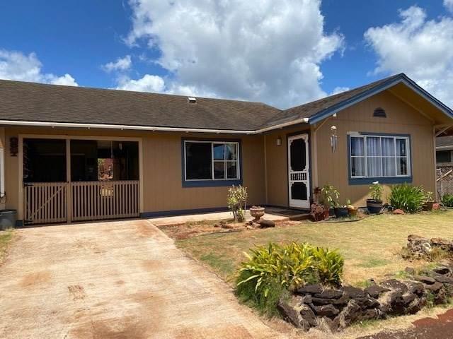 3567 Maka Ala St, Hanapepe, HI 96716 (MLS #642342) :: Corcoran Pacific Properties