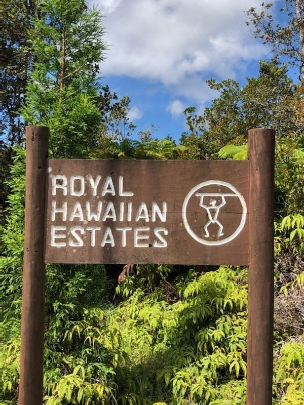Pa Alii Rd, Volcano, HI 96785 (MLS #642384) :: Iokua Real Estate, Inc.
