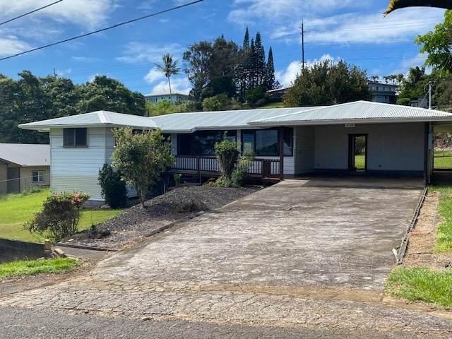 45-3321 Kou St, Honokaa, HI 96727 (MLS #642967) :: Aloha Kona Realty, Inc.
