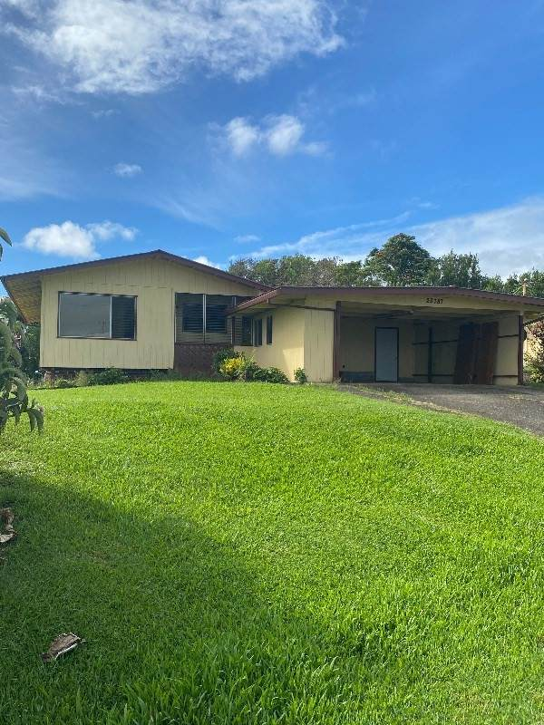 28-387 Ahua St, Pepeekeo, HI 96783 (MLS #643435) :: Iokua Real Estate, Inc.