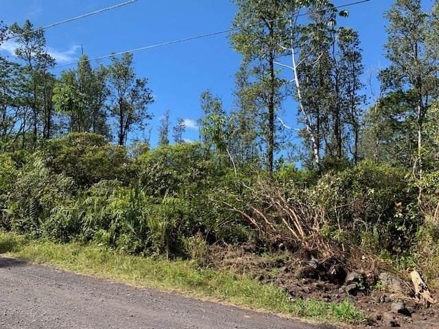 Lot 11, 35TH Ave, Keaau, HI 96760 (MLS #643743) :: Iokua Real Estate, Inc.