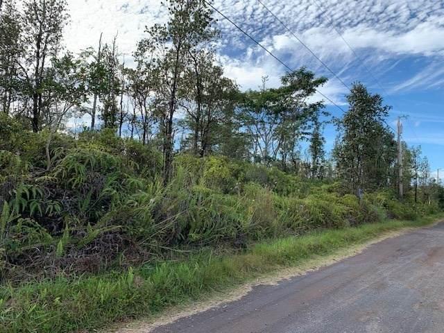 Lot 12, 35TH Ave, Keaau, HI 96760 (MLS #643755) :: Iokua Real Estate, Inc.