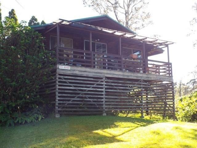 19-4142 Haunani Rd, Volcano, HI 96785 (MLS #643888) :: Iokua Real Estate, Inc.