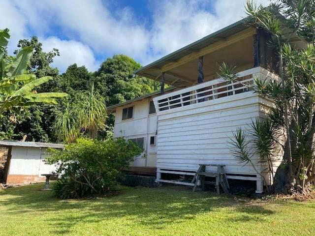 81-6345 Hawaii Belt Rd, Captain Cook, HI 96750 (MLS #644372) :: Steven Moody