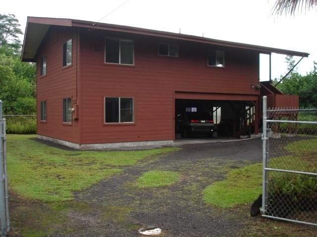 15-1115 Amau Rd, Keaau, HI 96749 (MLS #644450) :: Iokua Real Estate, Inc.