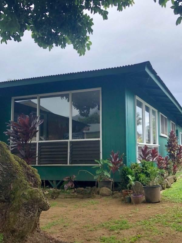 4465-A Aku Rd, Hanalei, HI 96722 (MLS #644639) :: Kauai Exclusive Realty