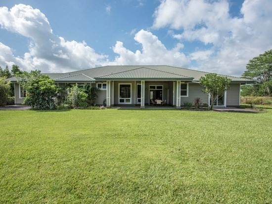15-1741 4TH AVE, Keaau, HI 96749 (MLS #644745) :: Corcoran Pacific Properties